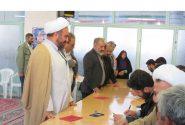پیام قدردانی امام جمعه ویلاشهر برای حضور حماسی مردم