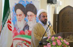پیام امام جمعه ویلاشهر در خصوص رزمایش مواسات